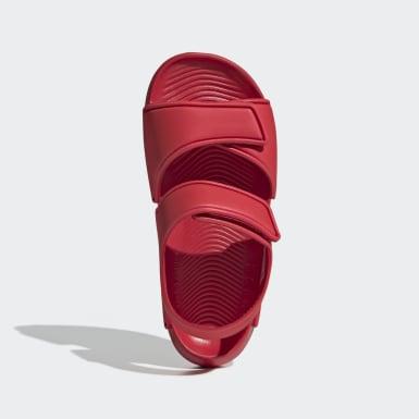 Deti Plávanie červená Sandále AltaSwim