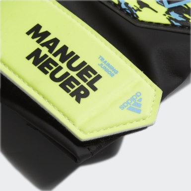Predator Manuel Neuer Training Gloves Żółty