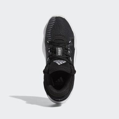 черный Баскетбольные кроссовки D.O.N. Issue #2