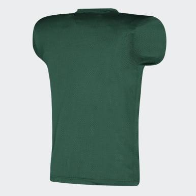 Men's Football Green Practice Jersey