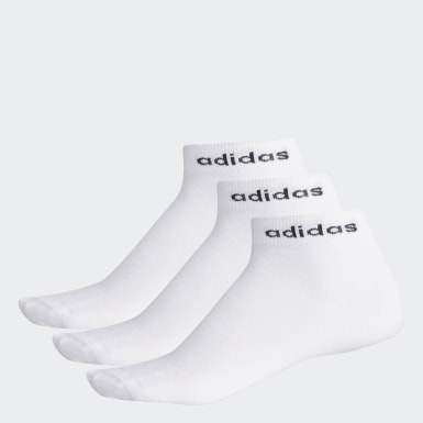 Calcetines Tobilleros (3 Pares) Blanco Training