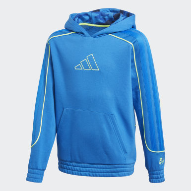 Children Basketball Blue James Harden Vol. 5 Hoodie
