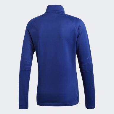 синий Куртка для бега PHX