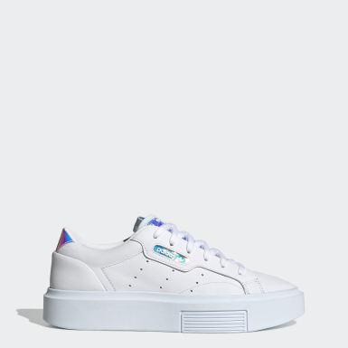 Scarpe adidas Sleek Super Bianco Donna Originals