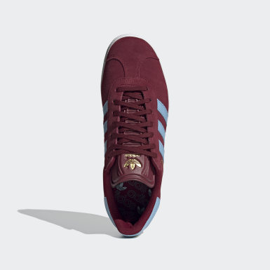 Originals Burgundy Gazelle Shoes
