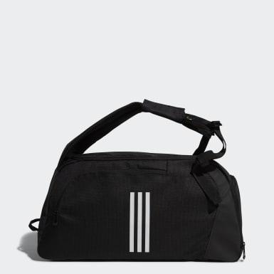 Training Black Endurance Packing System Duffel Bag 44 L