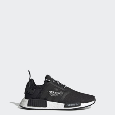 Youth 8-16 Years Originals Black NMD_R1 J