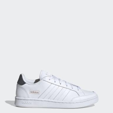 Chaussure Grand Court SE blanc Femmes Essentials