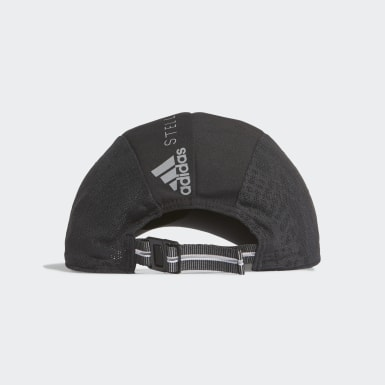 Women adidas by Stella McCartney Black Running Cap
