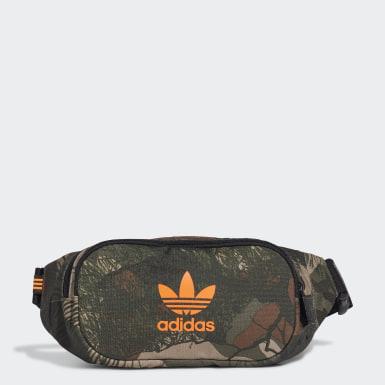 Originals Grøn Camo bæltetaske