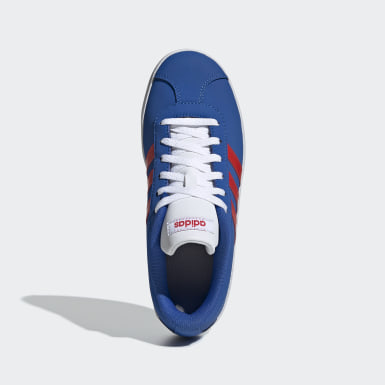 Tenis VL Court 2.0 (UNISEX) Azul Niño Sport Inspired
