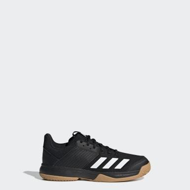 Kinderen Netbal Zwart Ligra 6 Schoenen