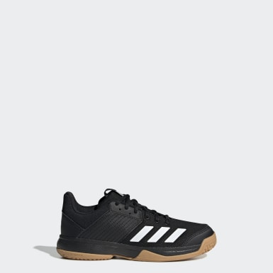 Kids Netball Black Ligra 6 Shoes