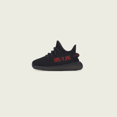 Infants Originals Black YEEZY BOOST 350 V2 INFANTS