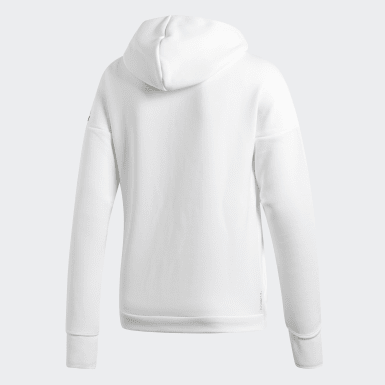 Men Athletics White adidas Z.N.E. Fast Release Hoodie
