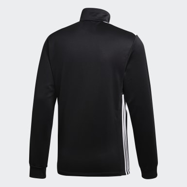Men Training Black Regista 18 Track Top