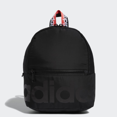 Training Black Linear Mini Backpack
