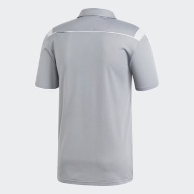 Männer Fußball TIRO19 POLO Grau