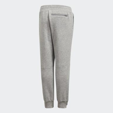 Pants Comfi Gris Niño Training