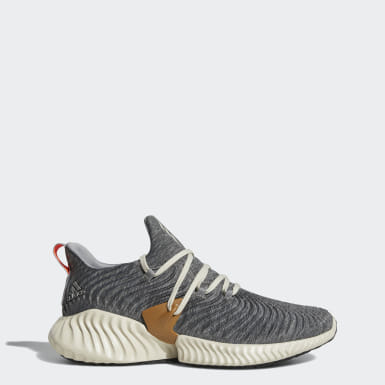 Men's Running Grey Alphabounce Instinct Shoes