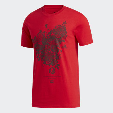 D Rose x Bleacher Report - Son of Chi Rosa Gallica Tee