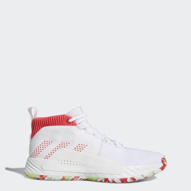 Weiß Männer Damian Lillard Basketball | adidas AT