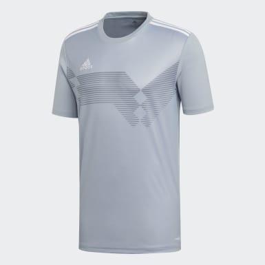 Camisa Campeon 19 Cinza Homem Futebol