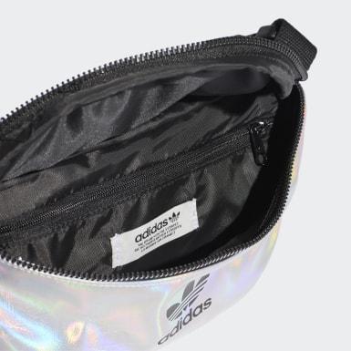 Metallic bæltetaske