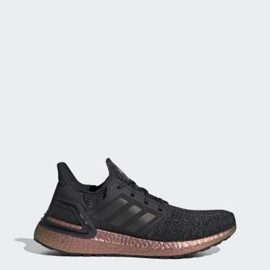 ผู้หญิง วิ่ง สีดำ รองเท้า Ultraboost 20