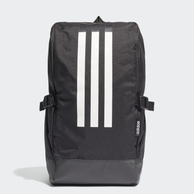 Training Black 3-Stripes Response Backpack