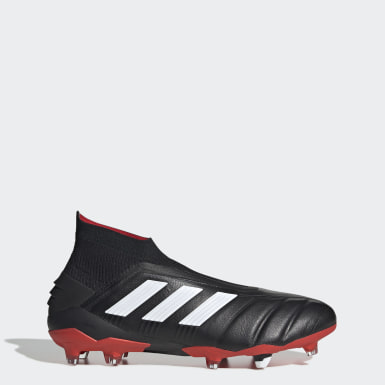 Soccer Black Predator 19+ 25 Year Firm Ground Cleats