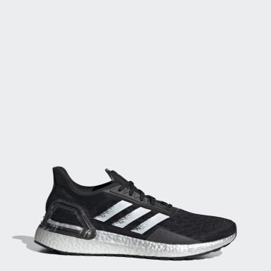 วิ่ง สีดำ รองเท้า Ultraboost PB