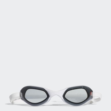 Swimming Grey persistar comfort unmirrored swim goggle