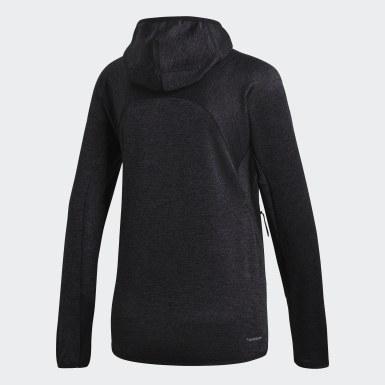 Women Training Grey FreeLift Tech Warm Hoodie
