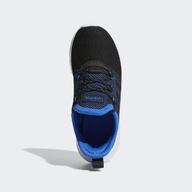 Kids Running Black Lite Racer RBN Shoes