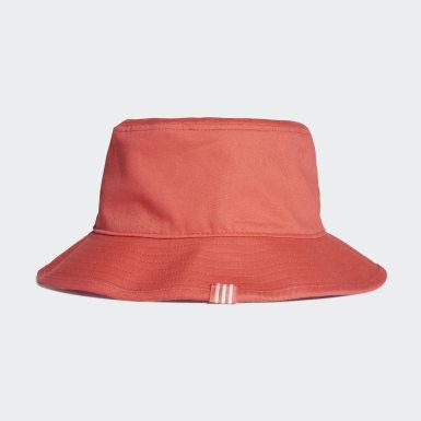 Originals สีชมพู หมวกปีก Adicolor