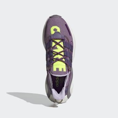 Chaussure LXCON pourpre Originals