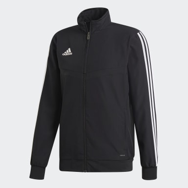 Men Training Black Tiro 19 Presentation Jacket
