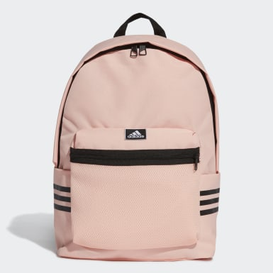 Training Pink Classic 3-Stripes Backpack