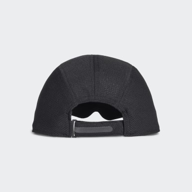 Casquette AEROREADY Runner Mesh Noir Volley-ball