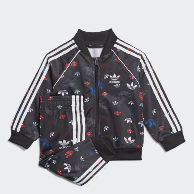 Infants Originals Black SST Set