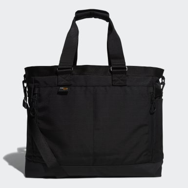 Training Black Optimized Packing System Tote Bag