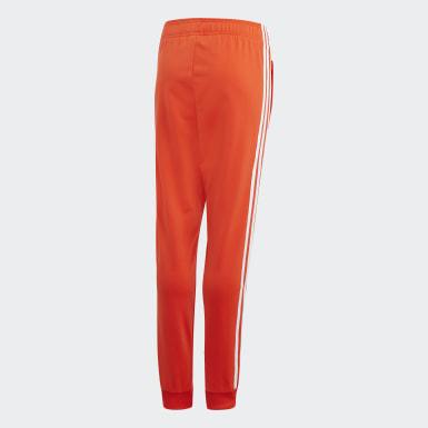 Spodnie dresowe SST Pomarańczowy