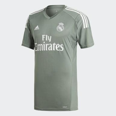 Real Madrid Torwart-Heimtrikot