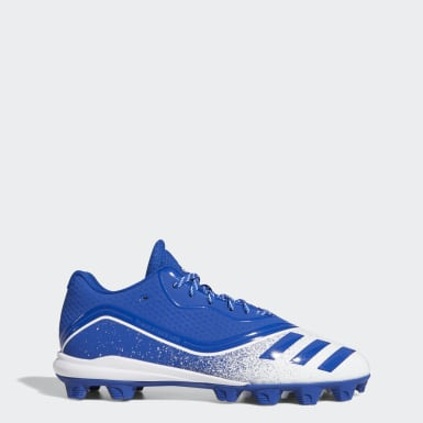 Men's Baseball Blue Icon V Mid Cleats