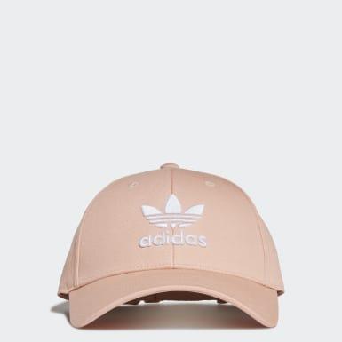 Originals Pink Trefoil baseball-kasket
