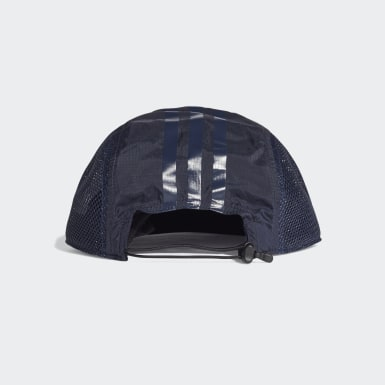 Training Blue Five-Panel Power Cap