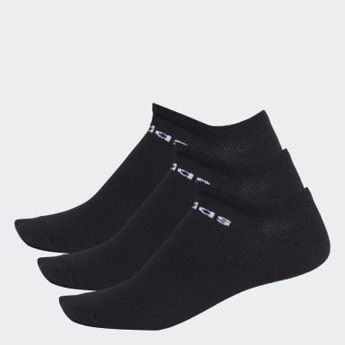 Training NC Low-Cut Socken, 3 Paar Schwarz