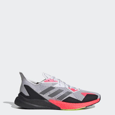 Men Running Grey X9000L3 Shoes