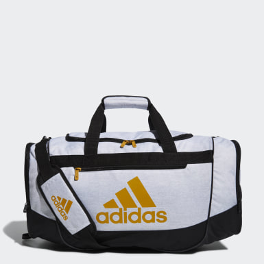 Training White Defender 3 Duffel Bag Medium